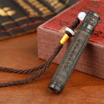 Chinese Style Wooden Lighter