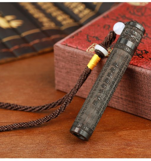 Steampunk rosewood lighter
