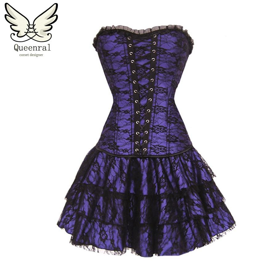 steampunk waist trainer corsets