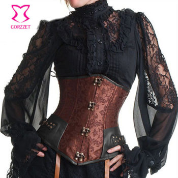 Steampunk Party Corset