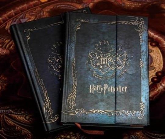 Harry Potter Theme Notebook