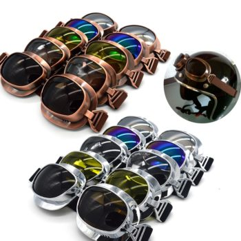 Steampunk Copper Glasses