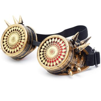 Steampunk Cyber Welding Goggles