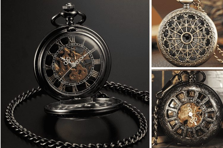 5 Steampunk Watches That Go With Every Steampunk Costume