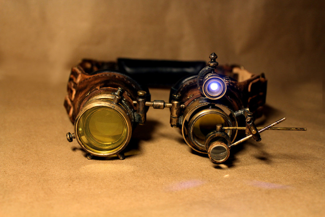 5 Best Steampunk Goggles
