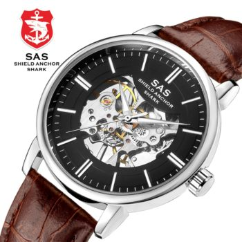 SAS Watch Stainless Steel Analogue Wrist Watch