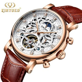 Automatic Moon Phase Watche