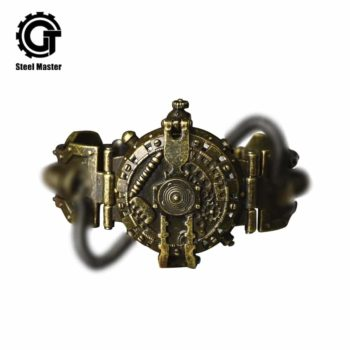 Steampunk Waterproof Watch