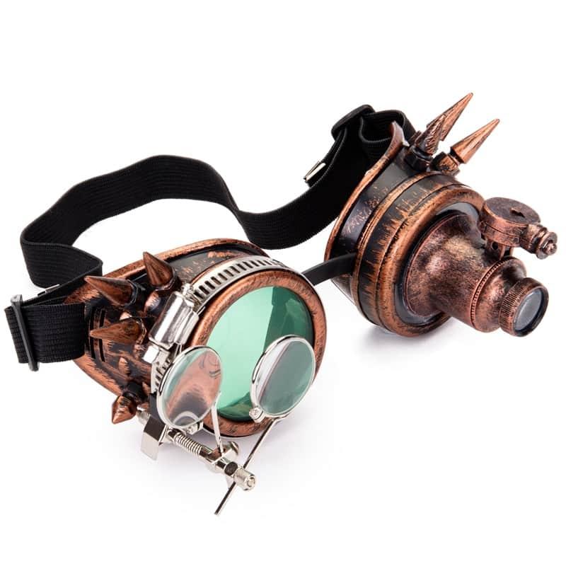 8b704111d3c Steampunk Compass Goggles – UniSex - Steampunk Desk