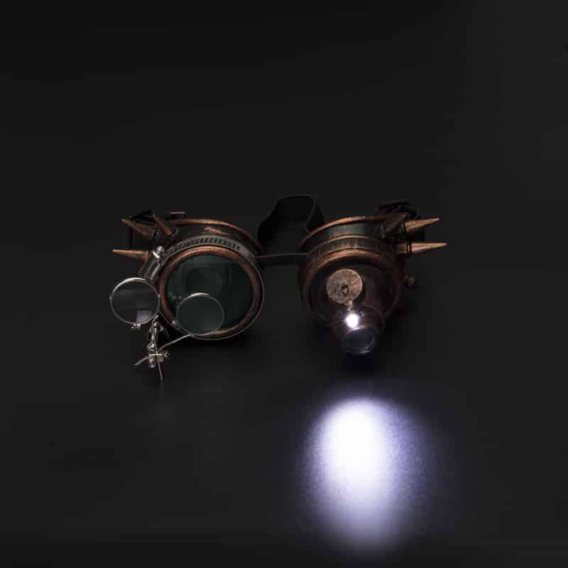 Steampunk Compass Goggles – UniSex
