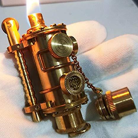 Mechanical model lighter