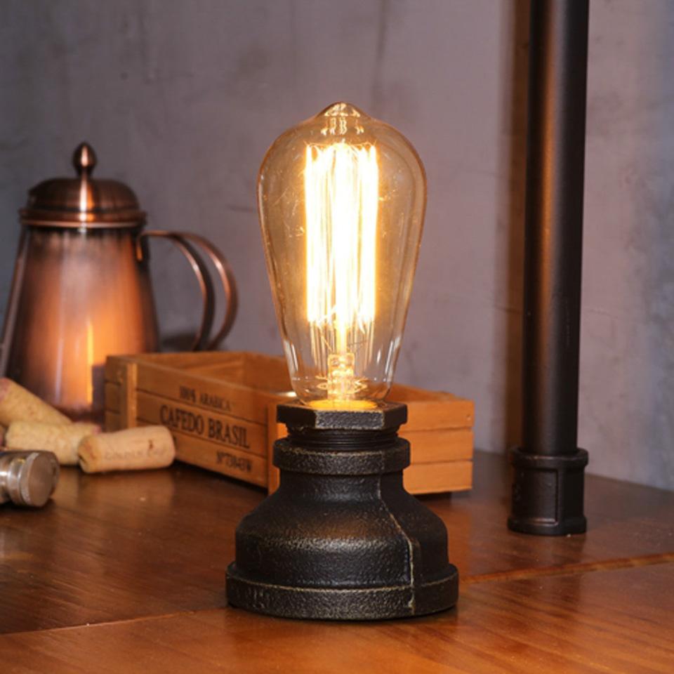 Steampunk Desk-Lamps