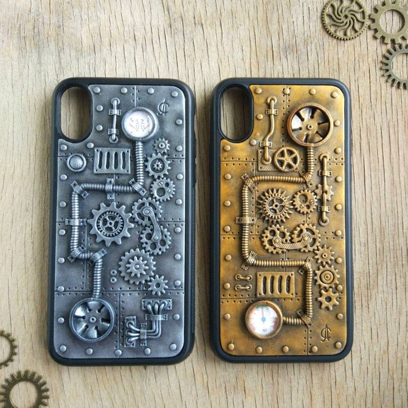 two covers iphone x and xs