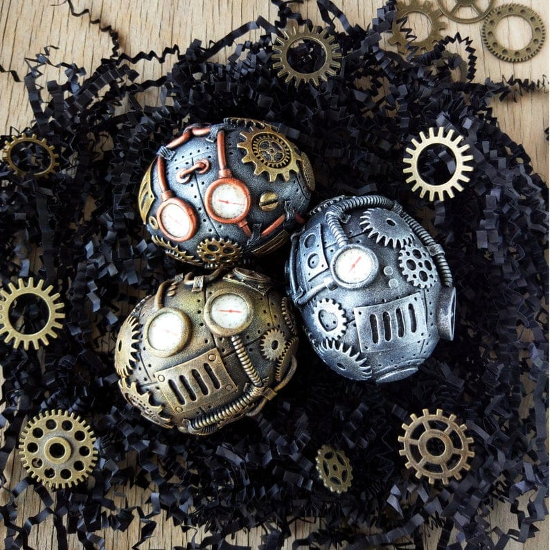 steampunk eggs