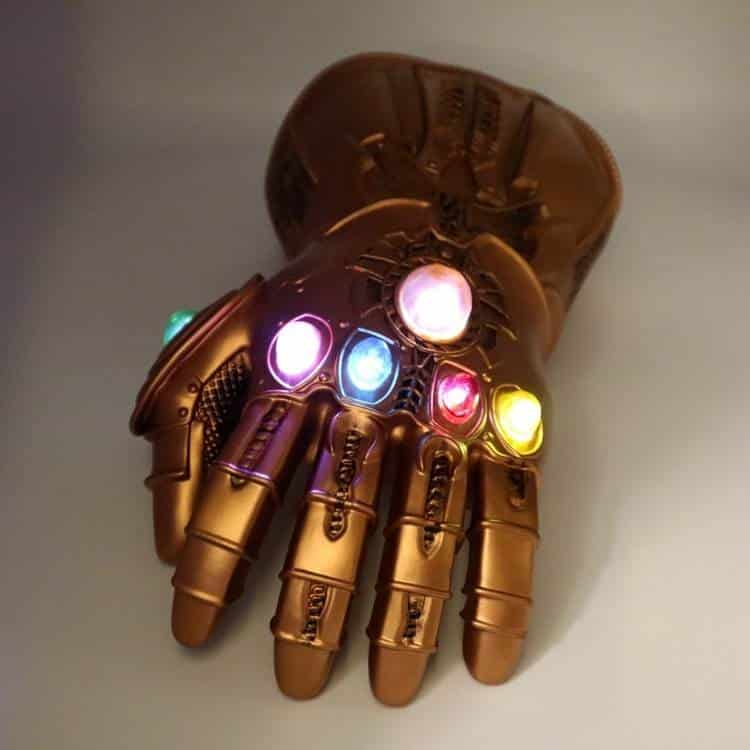 Infinity Stones Led Gauntlet Glove