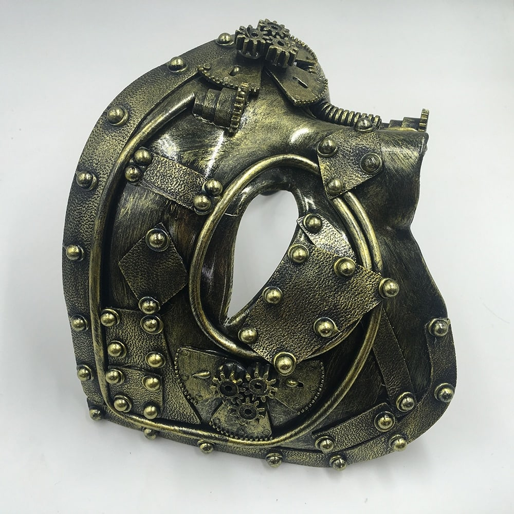 Steampunk Cosplay Mask