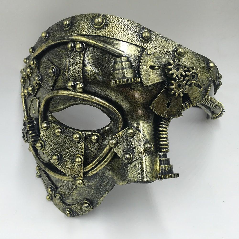 Masquerade Cosplay Mask