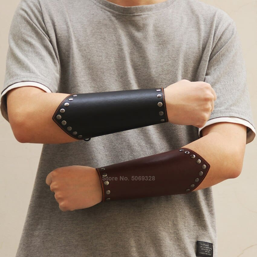 Leather Arms Armor
