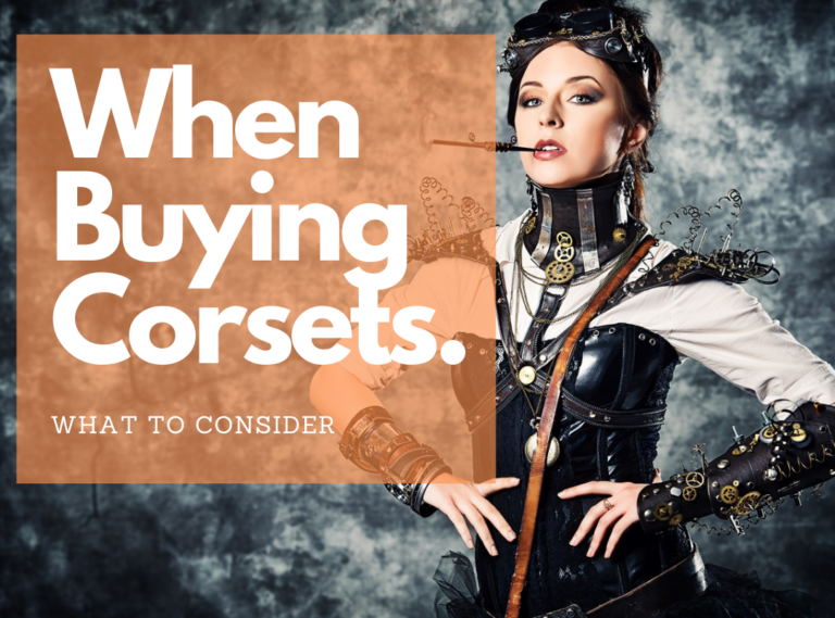 corsets buy