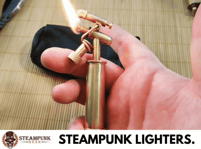 5 Best Steampunk Kerosene Lighters