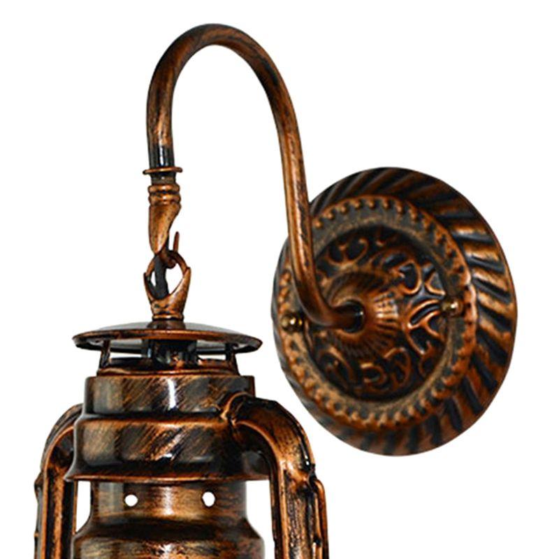 steampunk Lantern Art