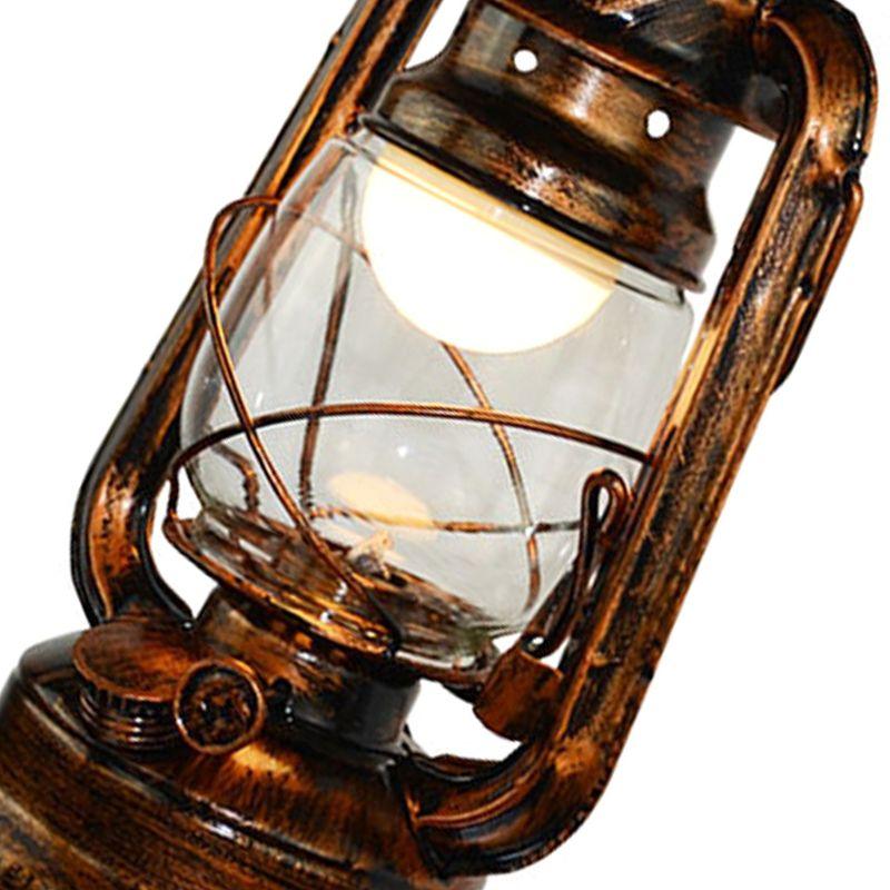 steampunk Brown Lantern