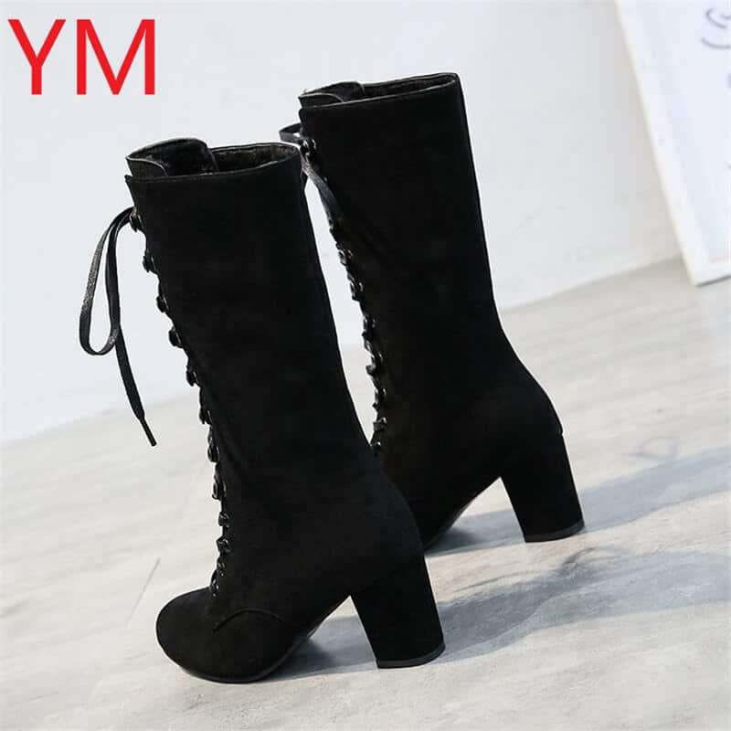 steampunk Combat boots
