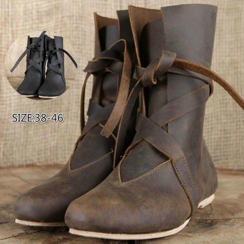 steampunk Elf Shoes Size 38