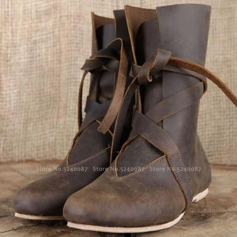 steampunk Elf Lace shoes