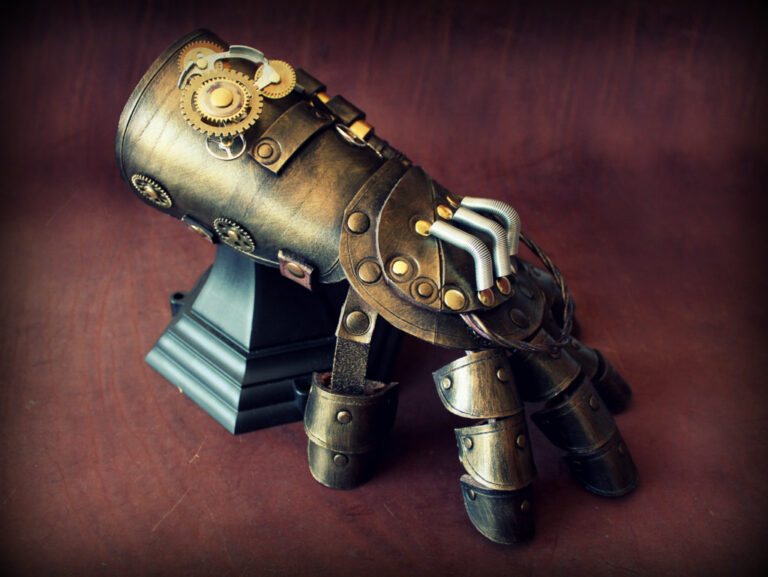 steampunk accessories