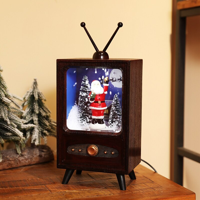 Retro Home Christmas Decorations